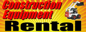 Equipment Rental Banners 1